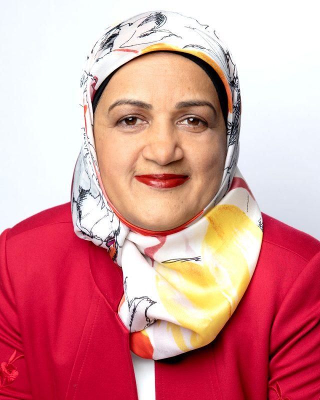 Salma Zahid Member of Parliament